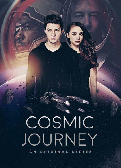 Cosmic Journey TV poster